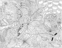 Complex Coloring Pages | ZENTANGLE & MANDALAS | Pinterest ...