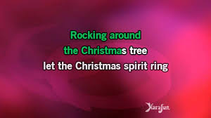 Karaoke Rockin' Around The Christmas Tree - Tony Bennett *