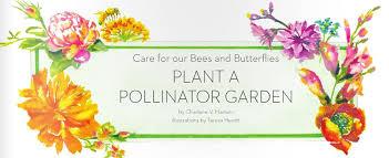 Small Picture SPRING 2016 Plant a Pollinator Garden VISITvortex MAGAZINE