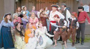 'The Pirates of Penzance' at the Chocolate Church - Portland Press Herald