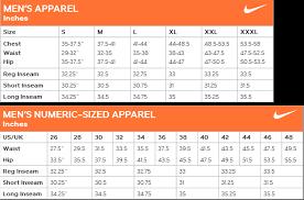 Matter Of Fact Nike Blazer Size Guide Asics Clothing Size