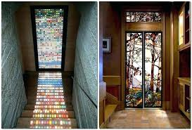 stained glass interior stained glass interior sliding doors stained glass panel interior doors doorway stained glass