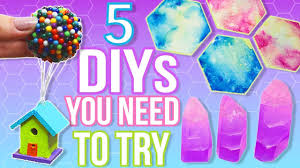 5 diys to do when you are bored quick and easy diy ideas
