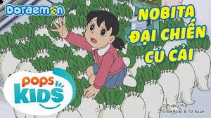 Phim Hoạt Hình Doremo Tập dài - Pops Kid Doremon