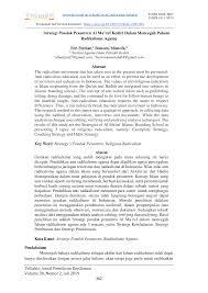 Beberapa pengajar universitas meragukan tuduhan bnpt yang menyebutkan para mahasiswa yang radikal dan melakukan aksi kekerasan ada di sejumlah perguruan tinggi indonesia. Http Ejournal Iai Tribakti Ac Id Index Php Tribakti Article Download 829 553