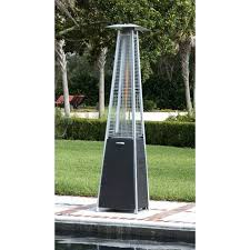 elegant fire sense patio heater for pyramid flame propane patio heater 64 fire sense outdoor patio