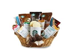 philadelphia starbucks daybreak gourmet coffee gift basket