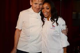 updated hell s kitchen winner ja nel witt will not be cooking at