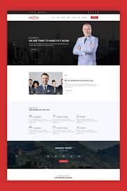Website Templates Political Party Templates Custom Website