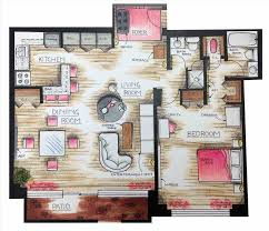 interior design floor plan sketches. Types Of Floor Plans Awesome Plan Sketch Bamboo Restaurant In. Interior  Design Floor Plan Sketches E