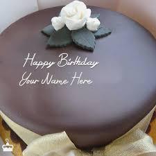 Text Colorful Birthday Cake Husband Freshbirthdaycakesgq