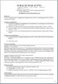 An Impressive Resumes Impressive Resume Samples Download Impressive Resume Samples Best