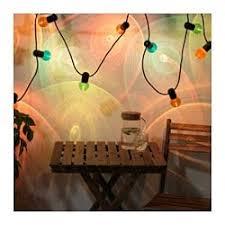 columbus cafe outdoor lighting. SOLVINDEN LED String Light With 12 Lights Columbus Cafe Outdoor Lighting