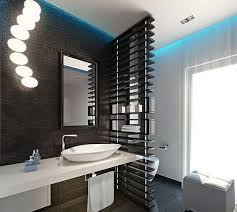 modern bathroom with recessed lighting and a stylish privacy screen bathroom recessed lighting bathroom modern