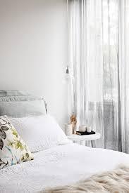 bare bulb pendant lamps as bedside lighting image by eve wilson via vogue living australia