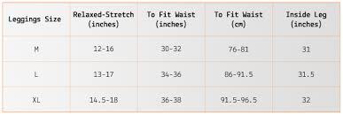 Icebreaker Size Guide Merino Golf Wear Golfposer Emag