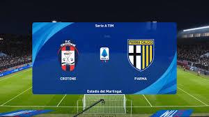 PES 2021 | Crotone vs Parma - Italy Serie A | 22/12/2020