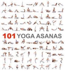 Basic Yoga Poses Chart Yoga Move Names Amtworkout Co