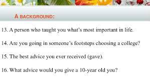 interesting college essay topics 6