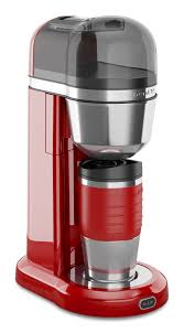 brewer kitchenaid personal coffee maker not piquant kitchenaid