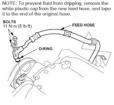 safety recall acura rl power steering feed safety recall 2005 08 acura rl power steering feed hose leak