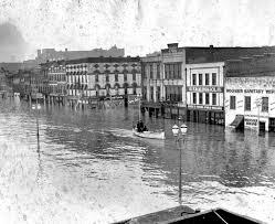 the flood of 1937 wreaked havoc on evansville leaving 400 families homeless