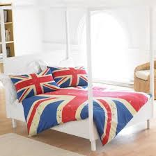union jack duvet cover argos