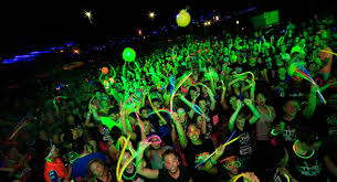 Rave Theme Party Theme 5ks And Fun Runs Are Gaining Popularity