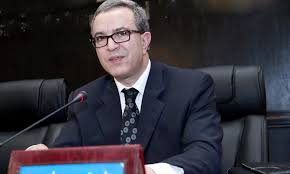 "Résultat de recherche d'images pour ""وزير العدل"""