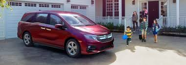 What Colors Does The New 2019 Honda Odyssey Come In