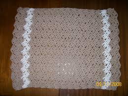 Free Crochet Placemat Patterns Mesmerizing FREE CROCHET PATTERNS PLACEMATS Crochet And Knitting Patterns