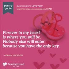 I Love You Quotes For Boyfriend New I Love You Poems For Him And Her Saying I Love You