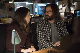 hbo ilicon valley39 tech. Photo: Amanda Crew, Martin Starr (Credit: Ali Paige Goldstein/HBO). Please Note This Is A Promotional Photo For Press Only. Hbo Ilicon Valley39 Tech