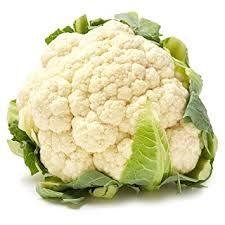 cauliflower. Contemporary Cauliflower Cauliflower 1 Head Inside Cauliflower