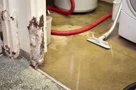 how to fix basement moisture issues
