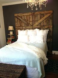 boho headboard headboard bedroom rustic barn door headboard unpolished hickory wood king bed brown skin bear boho headboard