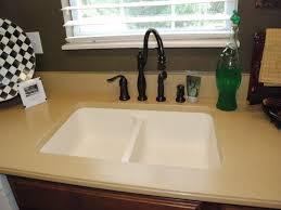 Corian Integrated Kitchen Sinks Interior Home Style Corian
