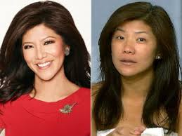 julie chen with no makeup