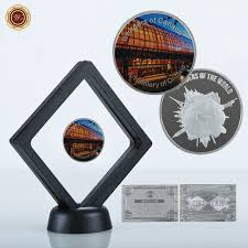 Display Stands Canada Beauteous WR Canada Art Gallery Of Ontario 3232 Pure Silver Coin With
