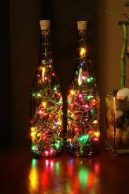 wine bottle lighting. Christmas Wine Bottle Lights Lighting D