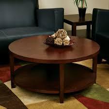 mahogany coffee table. Mahogany Round Coffee Table
