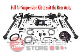 Sprinter Van 2500 Intelliride Air Bag Suspension System Free