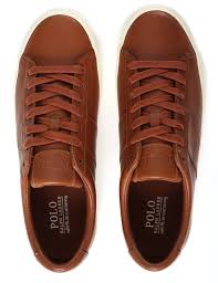 men 039 s sayer leather low top sneakers