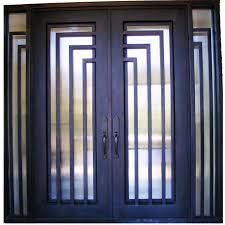 metal front doorModern Iron Doors New York Residential Iron Custom Made Metal