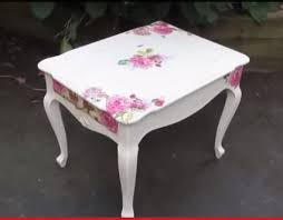 recycled paper furniture. How To Renovate Furniture By Decoupage With Napkins A Table - Recycled, Paper \u0026 Cardboard Crafts Recycled