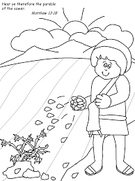 Coloring Pages Parable Of The Talents Coloring Page Kids Spot
