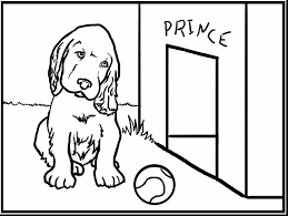 Small Picture Wonderful printable coloring pages puppies with dog coloring page