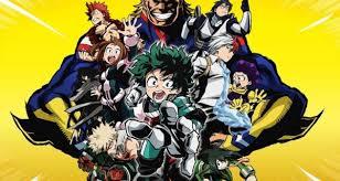 anime shows.  Anime Best Anime Shows On Hulu My Hero Academia On 0