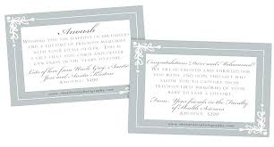 baby shower registry cards template free registry card template baby shower registry inserts template target