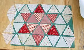 Triangle star quilt block tutorial - Diary of a Quilter - a quilt blog & Triangle star quilt block tutorial Adamdwight.com